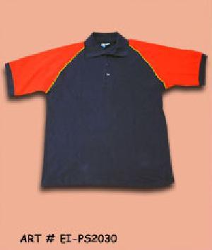 Mens Sports Polo T-Shirt (EI-PS2030)