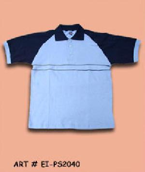Mens Sports Polo T-Shirt (EI-PS2040)