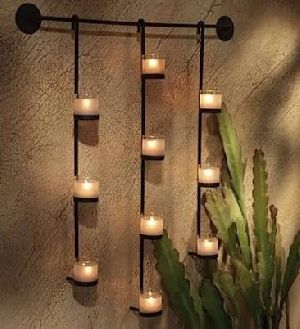 Hanging Tea Light Holder 03