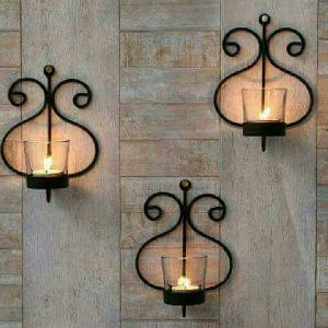 Hanging Tea Light Holder 07