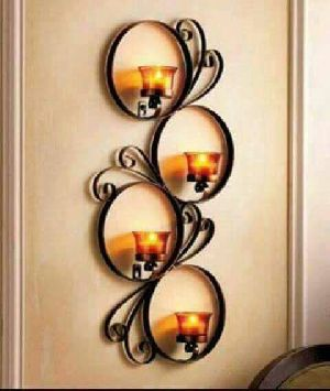 Hanging Tea Light Holder 13