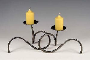 Metal Candle Stand 10