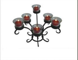 Metal Candle Stand 19