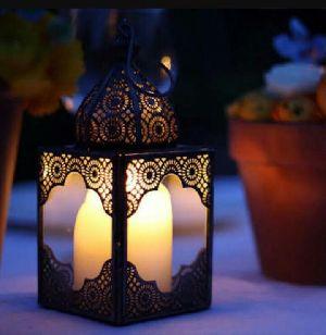 Tabletop Lantern 11