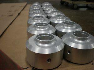 Aluminum Machined Component 01