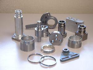 Aluminum Machined Component 02