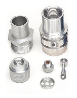 Aluminum Machined Component 04
