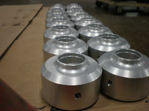 Aluminum Machined Components