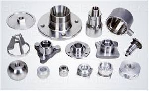 CNC Turned Components 01
