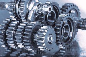 Industrial Gear 01