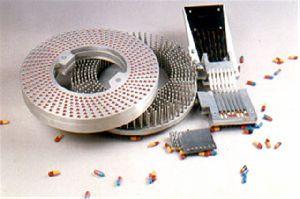 Capsule Filling Machine Spare Parts