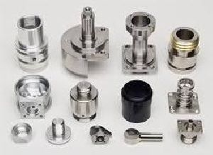 VMC Machined Component 01