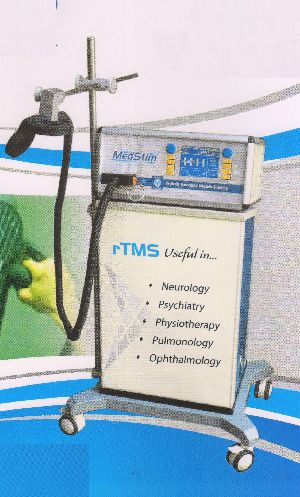 Repetitive Transcranial Magnetic Stimulator