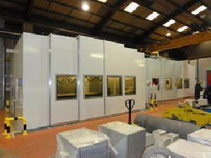 Acoustic Enclosure For Plasma Cutting Machine