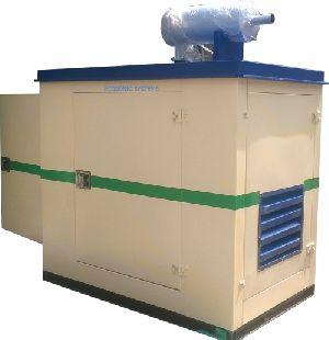 Acoustic Enclosure For Power Plant Machine