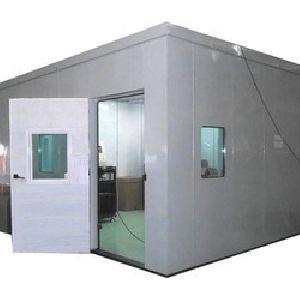 Blower Acoustic Enclosure