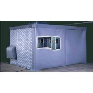 High Efficiency Acoustic Enclosure