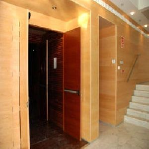 Wooden Acoustic Doors