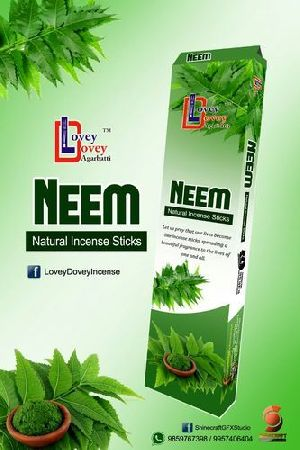 Neem Incense Sticks
