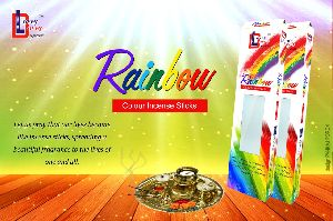 Rainbow Color Incense Sticks