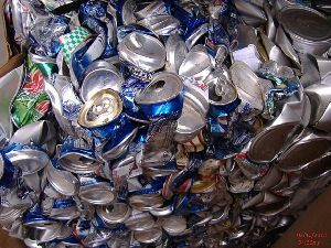 Aluminum Can Scrap