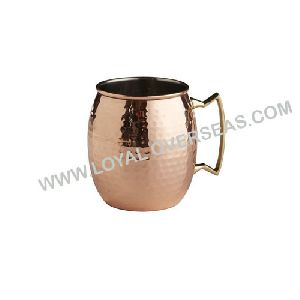 Copper Coffee Mug 01