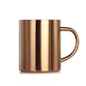 Copper Coffee Mug 02