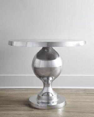 Round Metal Table 04