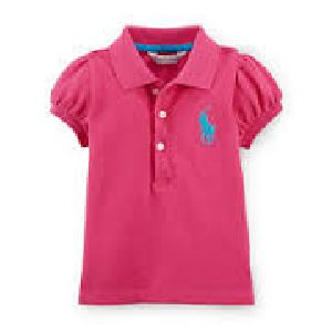 Girls Polo T-Shirts