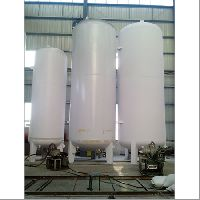 Vertical Stationary Type Storage Tanks