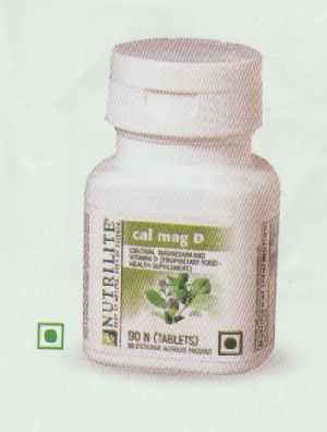 Nutrilite Cal Mag D Tablets