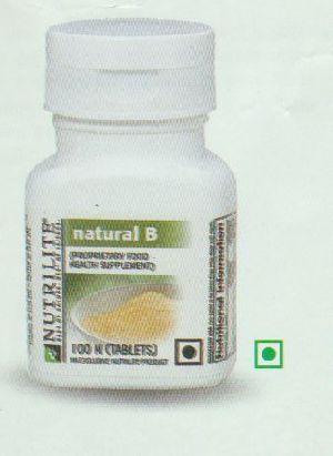 Nutrilite Natural B Tablets