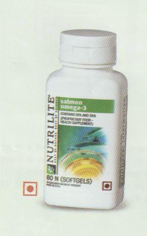 Nutrilite Salmon Omega-3 Softgel Capsules