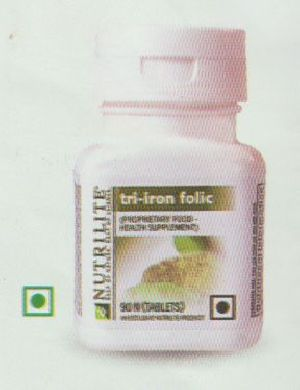 Nutrilite Tri Iron Folic Tablets