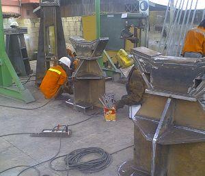 Fabrication Work 04