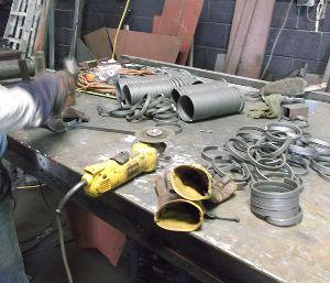 Fabrication Work 07