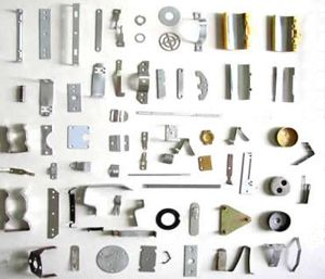 Sheet Metal Component 01