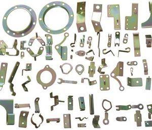 Sheet Metal Component 02