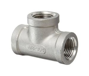 SS Pipe Fitting 01