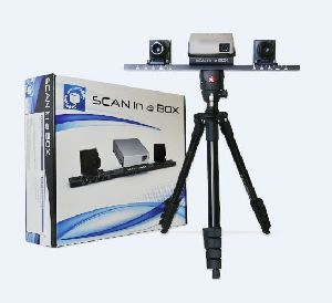 Scan In A Box 3D Scanner