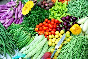 Fresh Vegetables 02