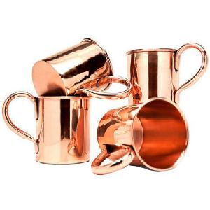 Copper Beer Mugs