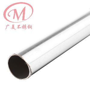201 Stainless Steel Round Tube 02