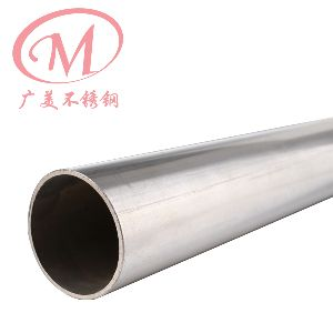 201 Stainless Steel Round Tube 06