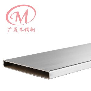Stainless Steel Flat Tube 01