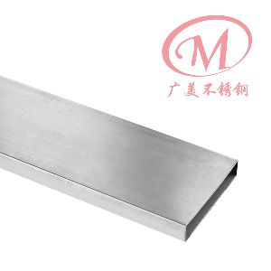 Stainless Steel Flat Tube 06