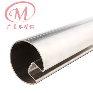 Stainless Steel Fluted Round Tube 02