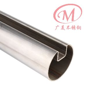 Stainless Steel Fluted Round Tube 03