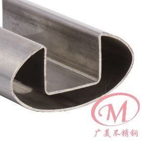 Stainless Steel Fluted Round Tube 04