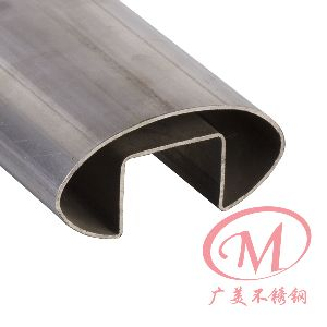Stainless Steel Fluted Round Tube 05